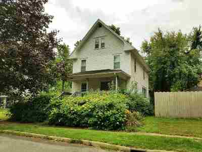 Steuben County Single Family Home For Sale: 511 W Prospect St