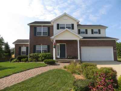 Single Family Home For Sale: 3507 Advent