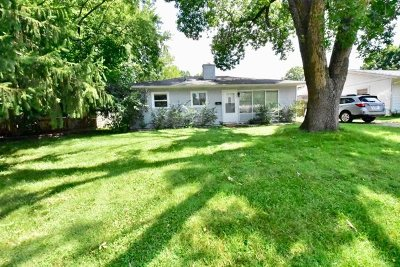 Lafayette Single Family Home For Sale: 2441 Oxford