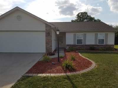 New Haven Single Family Home For Sale: 3844 Woodcliffe Dr