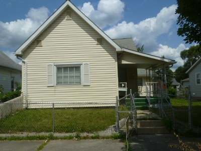 Marion Single Family Home For Sale: 1316 W Euclid