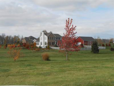 Whitley County Single Family Home For Sale: 3916 S 600 East