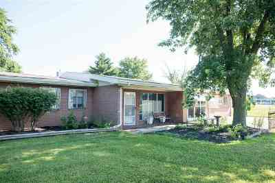 Dayton Single Family Home For Sale: 6534 Indiana 38
