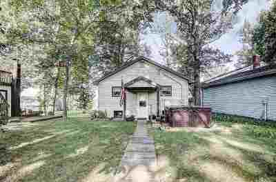 Steuben County Single Family Home For Sale: 775 S 355 W Silver Lake