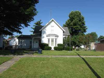 Noble County Single Family Home For Sale: 311 N York St