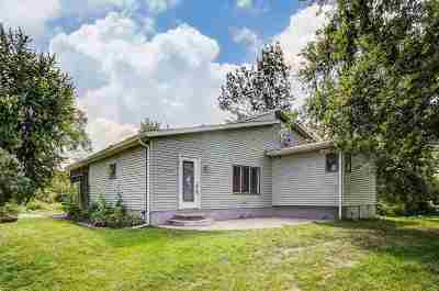 Huntertown IN Single Family Home For Sale: $234,900