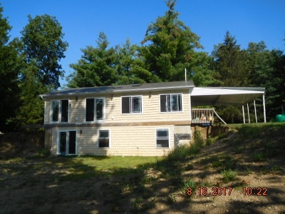 LaGrange County Single Family Home For Sale: 6845 N 270 E