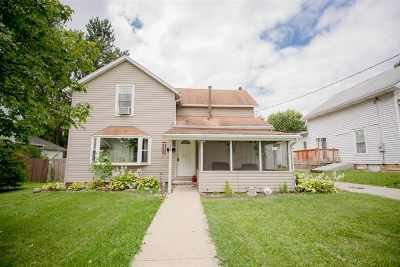 Columbia City Single Family Home For Sale: 410 S Walnut St