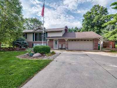 Fort Wayne Single Family Home For Sale: 12710 Leo