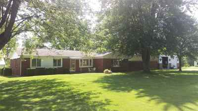 Whitley County Single Family Home For Sale: 1245 W Westgate