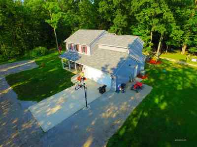 Whitley County Single Family Home For Sale: 7496 E State Rd 205