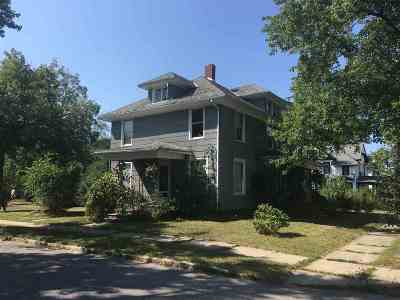 South Bend Single Family Home For Sale: 1003 Sherman Avenue