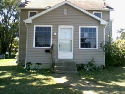 Wabash Single Family Home For Sale: 1354 Ontario