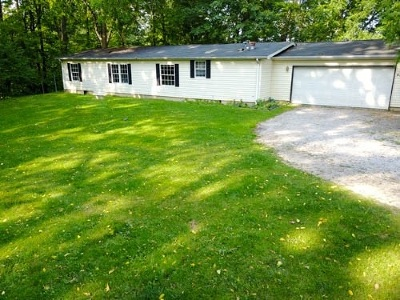 Angola Single Family Home For Sale: 3120 W Us Highway 20