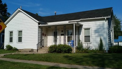 Kendallville Single Family Home For Sale: 419 S Freeman Street