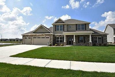 Fort Wayne Single Family Home For Sale: 13765 Cordoba Place
