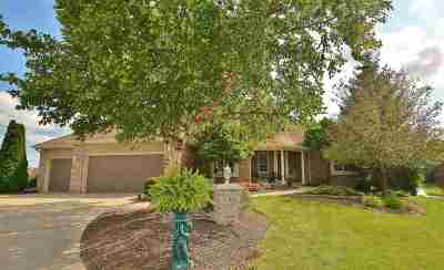 Fort Wayne Single Family Home For Sale: 11302 Brougham