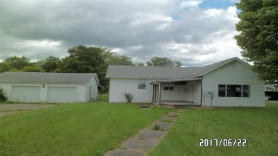 Wabash Single Family Home For Sale: 6238 E 500 S