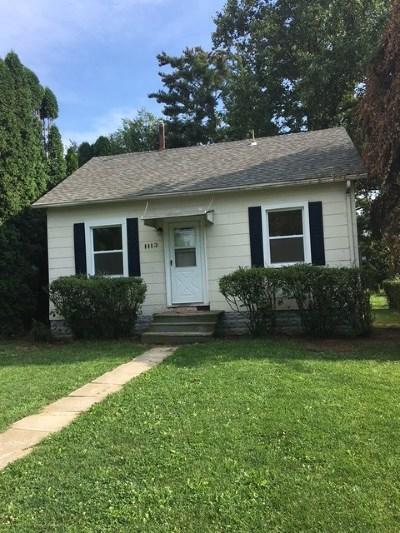 Auburn Single Family Home For Sale: 1113 Naomi St