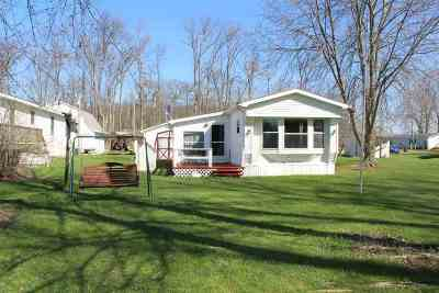Lagrange IN Manufactured Home For Sale: $84,900