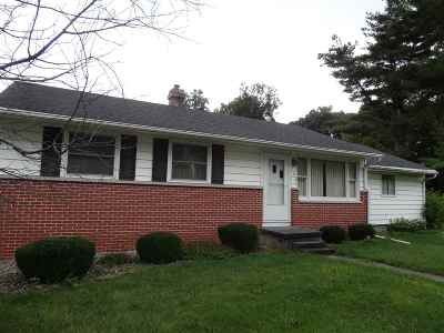 Wabash Single Family Home For Sale: 980 Falls