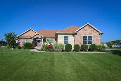 Kosciusko County Single Family Home For Sale: 1365 S Sandal Court