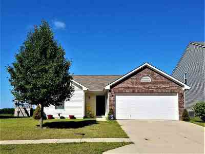 Marion Single Family Home For Sale: 4336 Starkey Drive