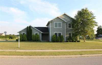 Syracuse Single Family Home For Sale: 4259 E Magill Court