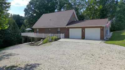 Dubois Single Family Home For Sale: 2777 N State Road 545