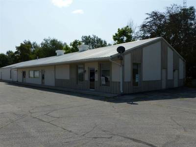 Commercial For Sale: 604 S State Street