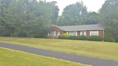 Jasper Single Family Home For Sale: 3948 W State Road 56