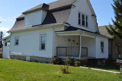 Multi Family Home For Sale: 1325 & 1327 1/2 W Euclid Avenue