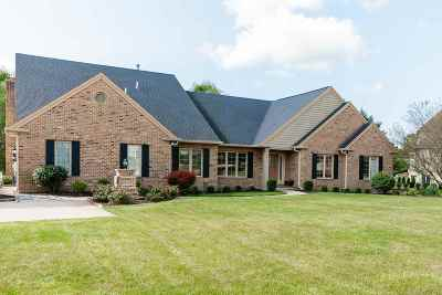 Fort Wayne Single Family Home For Sale: 10909 W Sycamore Hills Drive