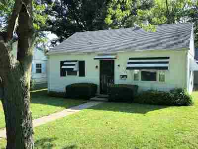 Marion Single Family Home For Sale: 3021 S Race Street