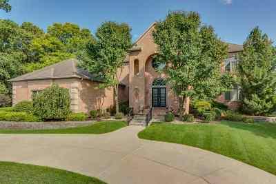 Elkhart Single Family Home For Sale: 17 Quail Island Drive