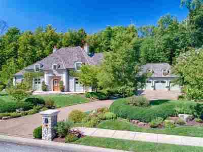 Newburgh Single Family Home For Sale: 8629 Copper Creek Drive