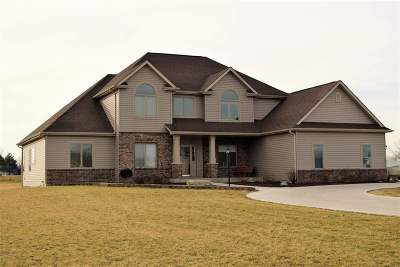 Allen County Single Family Home For Sale: 9508 Sienna Springs Drive