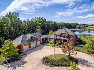 Allen County Single Family Home For Sale: 13615 Puff Road