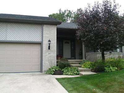 Marion Single Family Home For Sale: 287 Pinkerton Drive