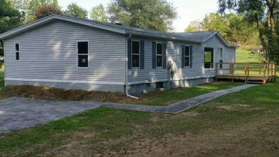 Angola Manufactured Home For Sale: 60 Lane 100 A Lake Charles East