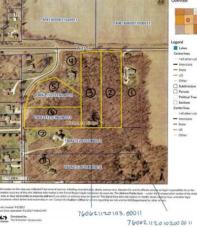Angola Residential Lots & Land For Sale: N 250 W