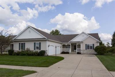 South Bend Single Family Home For Sale: 4736 Starboard Drive