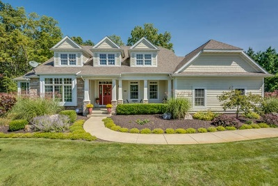 Culver Single Family Home For Sale: 20190 Sycamore Road
