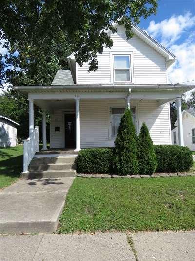 Kendallville Single Family Home For Sale: 451 Garden St