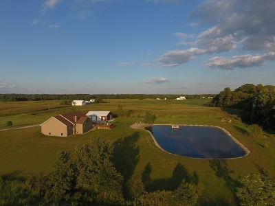 Avilla Single Family Home For Sale: 6958 E Swan Rd
