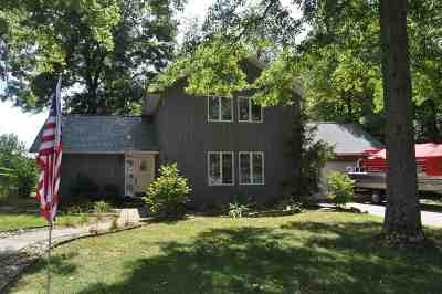 Spencer County Single Family Home For Sale: 1153 S Snowball