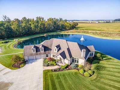 Allen County Single Family Home For Sale: 8331 Minnich Road