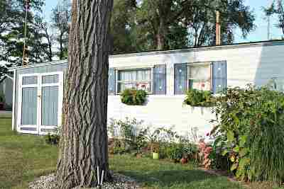 Angola Manufactured Home For Sale: 40 Lane 101f Lot B1 Jimmerson