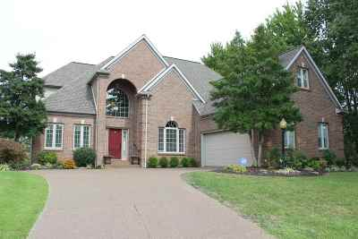 Newburgh Single Family Home For Sale: 6688 Mill Creek Court