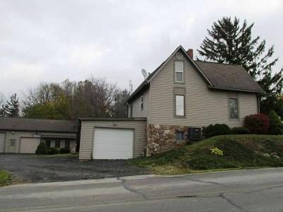 Huntington Single Family Home For Sale: 1080 E Tipton Street